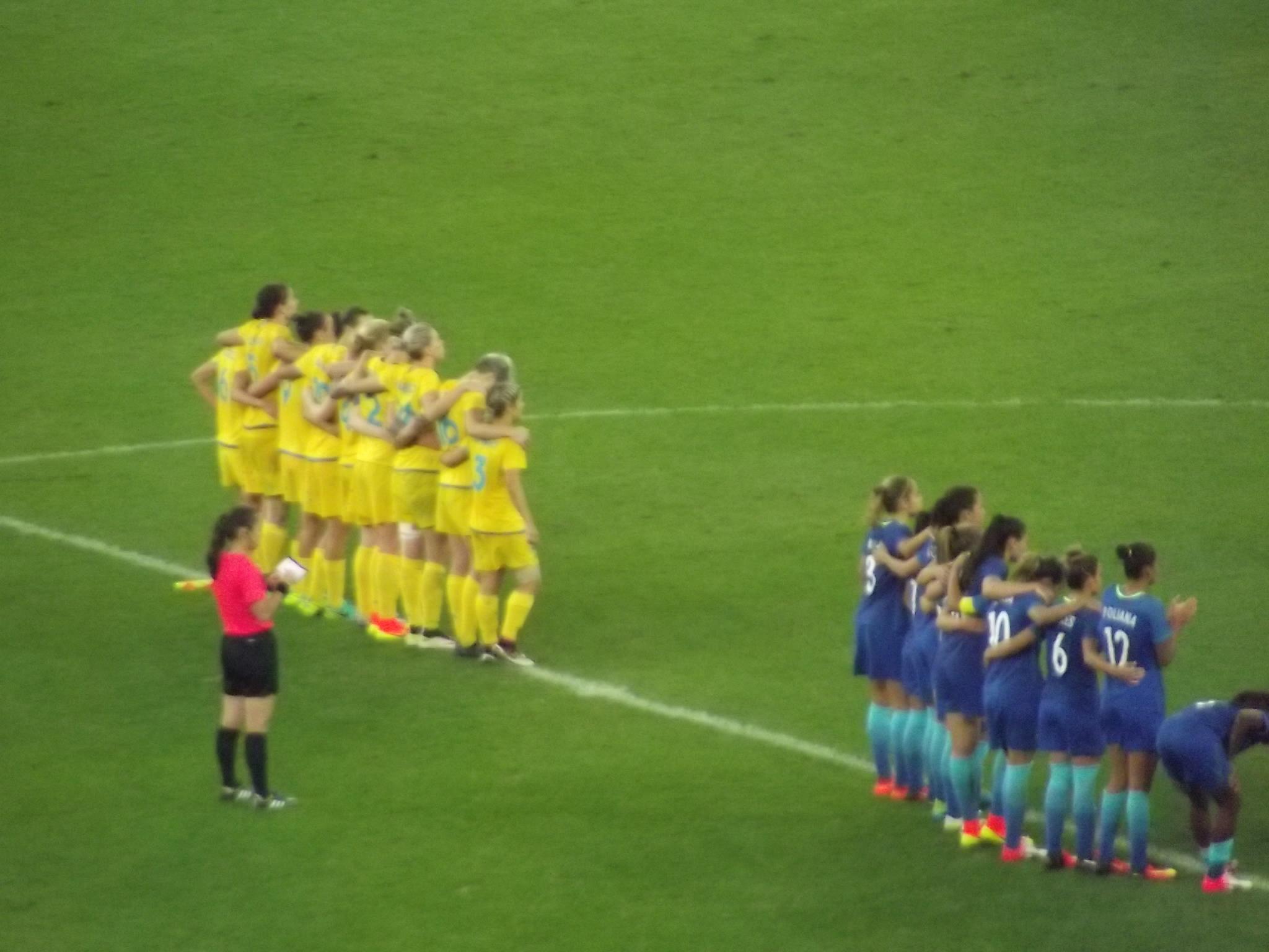 A cobrança de pênaltis foi a parte mais emocionante da partida | Foto: Joice Borge