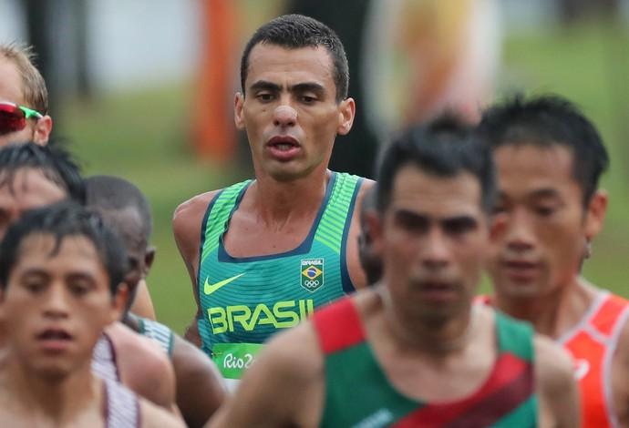 Jogos Olimpicos 2016, foi a ultima prova elite de Marilson dos Santos/ Foto: Ernesto Carrico/O Dia/NOPP