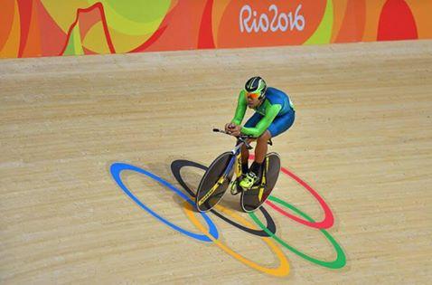 Gideoni Monteiro, representou o Brasil nos Jogos Olímpicos 2016/ Foto: Reprodução