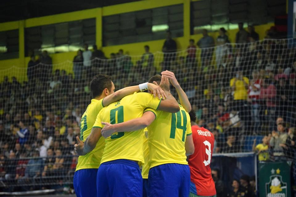 Brasil vence o ultimo amistoso contra Ilhas Salomão, antes da Copa do Mundo