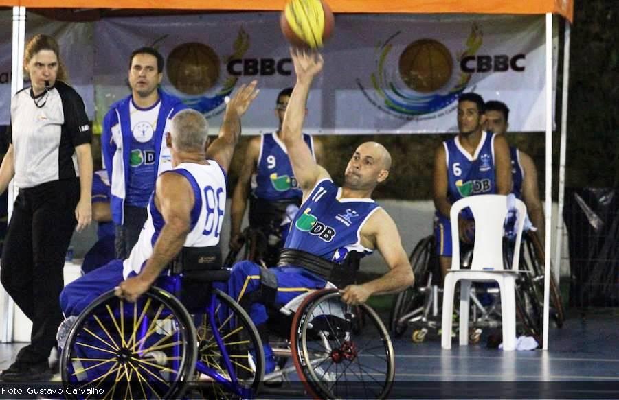 A equipe APP/ UNIPAM/ DB, vai em busca da vaga para a elite do campeonato brasileiro/ Foto: Reprodução