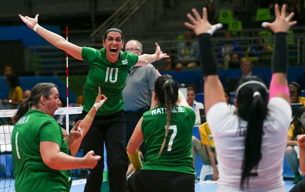 Selecao feminina conquistou a primeira do país na história da modalidade/ Foto: Rio 2016/Ana Patricia Almeida