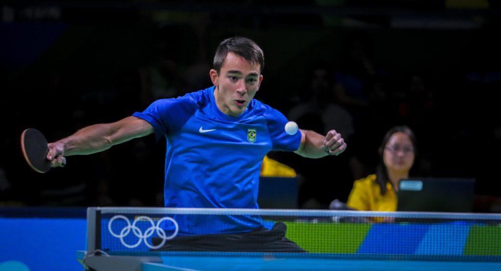 O brasileiro será o único representante sul-americano no torneio/Foto: Danilo Borges /ME /Brasil2016