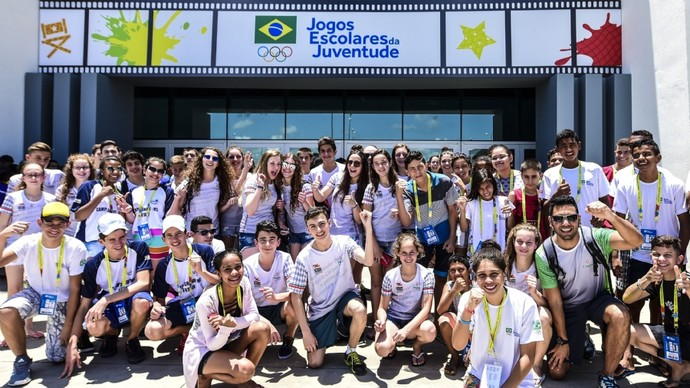 Jogos Escolares deu inicio na terça-feira,20, em João Pessoa na Paraíba/ Foto: Wander Roberto/Exemplus/COB