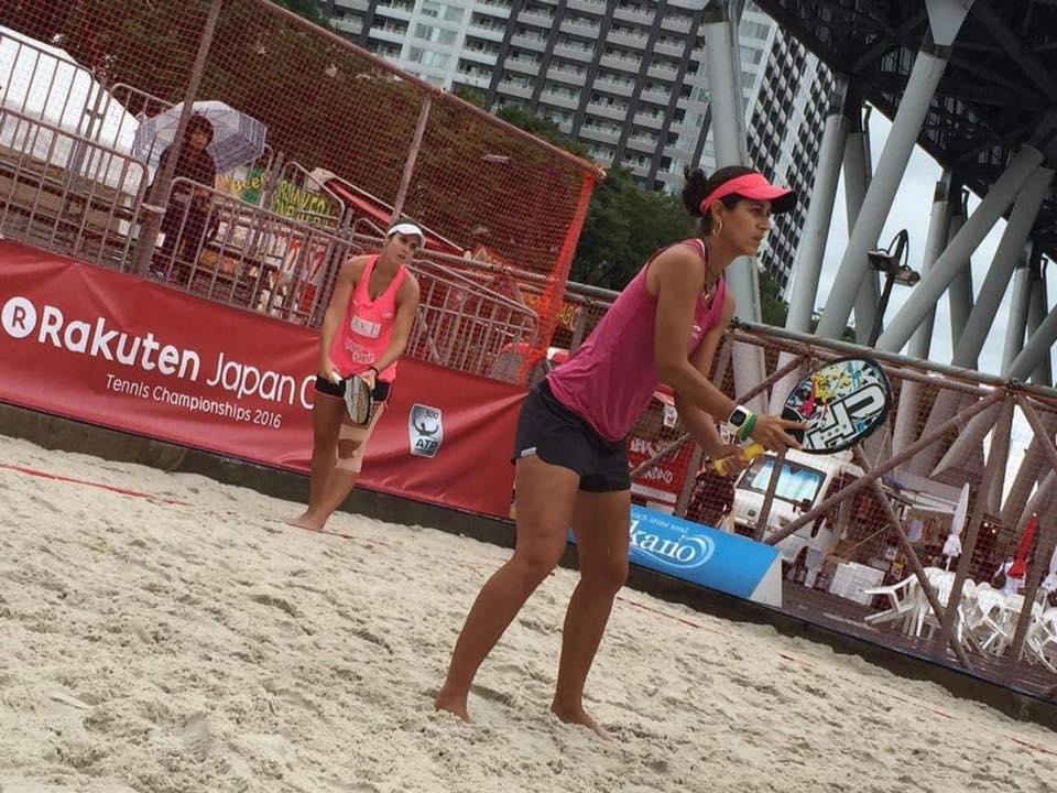 Dupla brasileira feminina campeã em Tóquio/ Foto: Reprodução