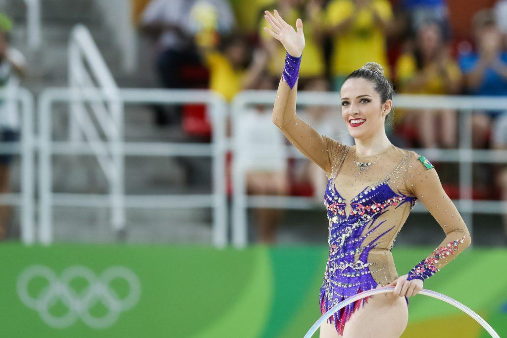 Natalia Gaudio é o grande nome desta delegação brasileira/ Foto: RicardoBufolin/CBG