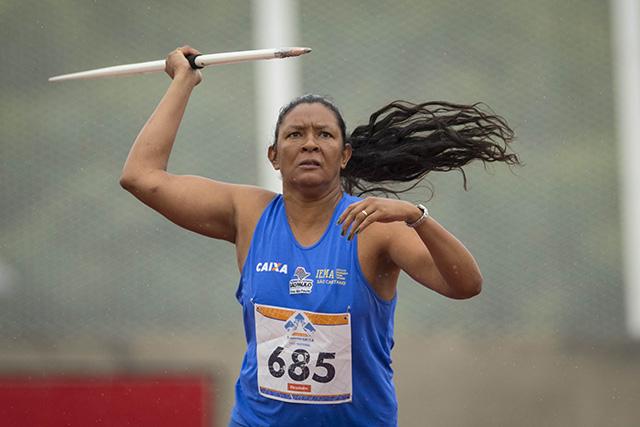Shirlene Coelho encerra carreira de forma brilhante/Foto: Marcio Rodrigues/CPB/MPIX